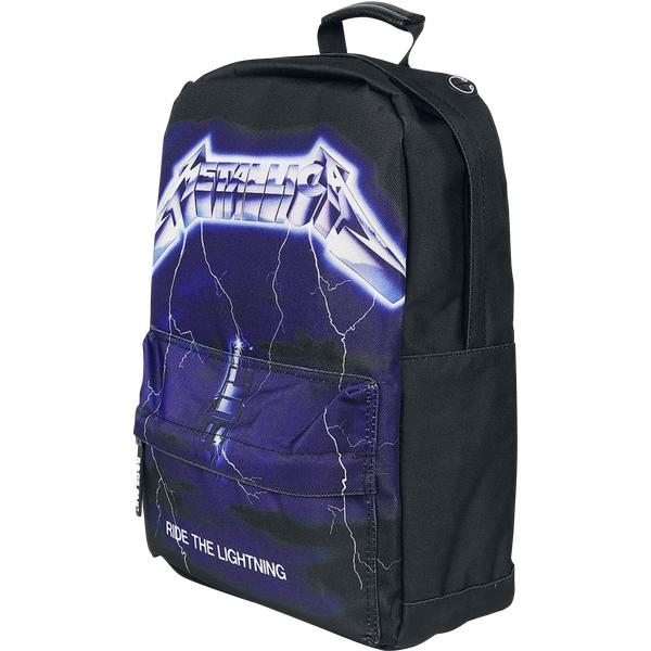 Metallica - Ride The Lighting - Backpack - black