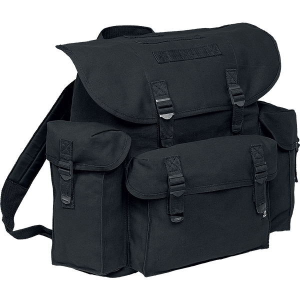 Brandit - BW Backpack - Backpack - black (8004/2)