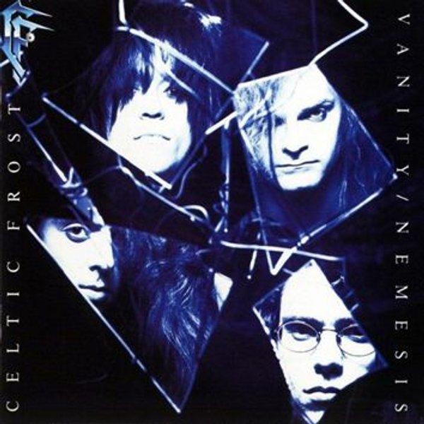 Celtic Frost - Vanity / Nemesis - CD - standard