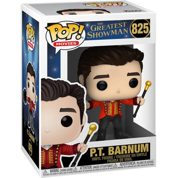 Figurine Pop! P.T. Barnum - The Greatest Showman