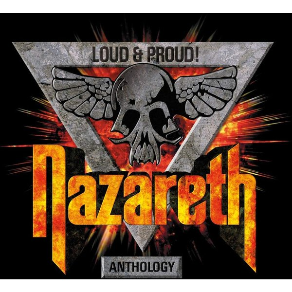Nazareth Loud & proud! Anthology 3-CD Standard