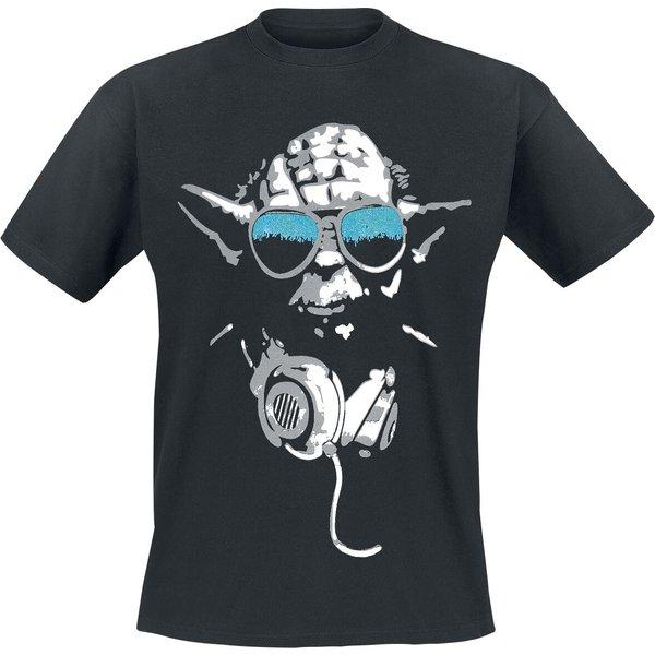 Star Wars - T-Shirt Yoda Cool (XL)