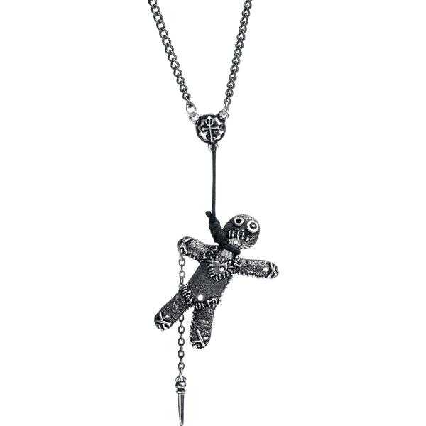 Alchemy Gothic - Voo Doo Doll - Necklace - Standard