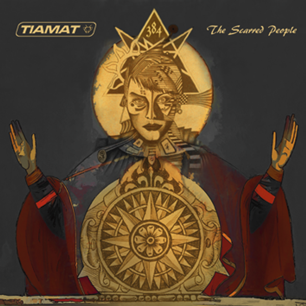 Tiamat - The scarred people - CD - standard (NPR451LTD)