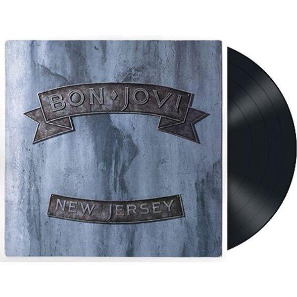Bon Jovi - New Jersey - 2-LP - standard