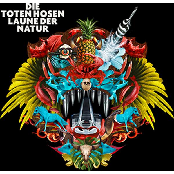 Die Toten Hosen - Laune Der Natur Spezialedition - CD