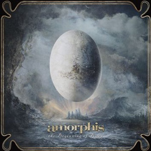 Amorphis - The beginning of times - CD - standard