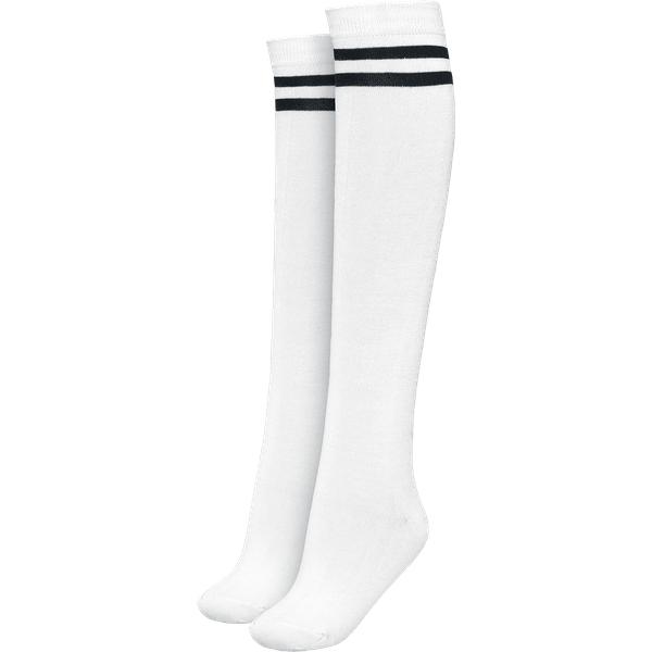 Urban Classics - College White/Black - Socken