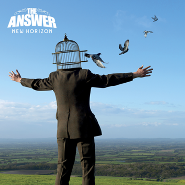 The Answer New horizon CD standard (2401662)