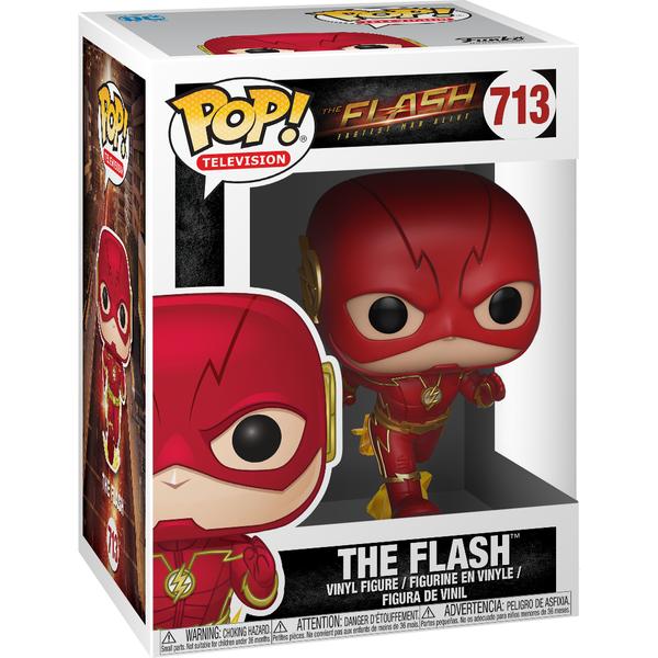 The Flash The Flash Vinyl Figure 713 Funko Pop! Standard