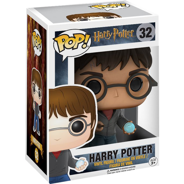 Harry Potter with Prophecy Pop! Vinyl Figure (10988)