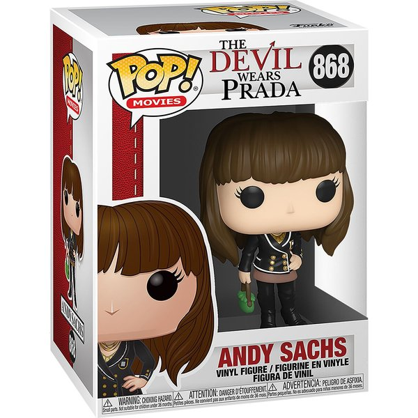 Figurine Pop! Andy Sachs - Le Diable S'habille En Prada