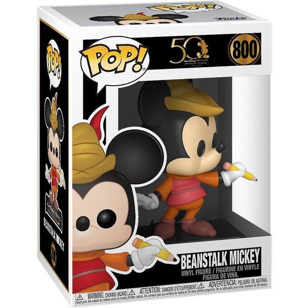 Disney Archives Beanstalk Mickey Mouse Pop! Vinyl Figure