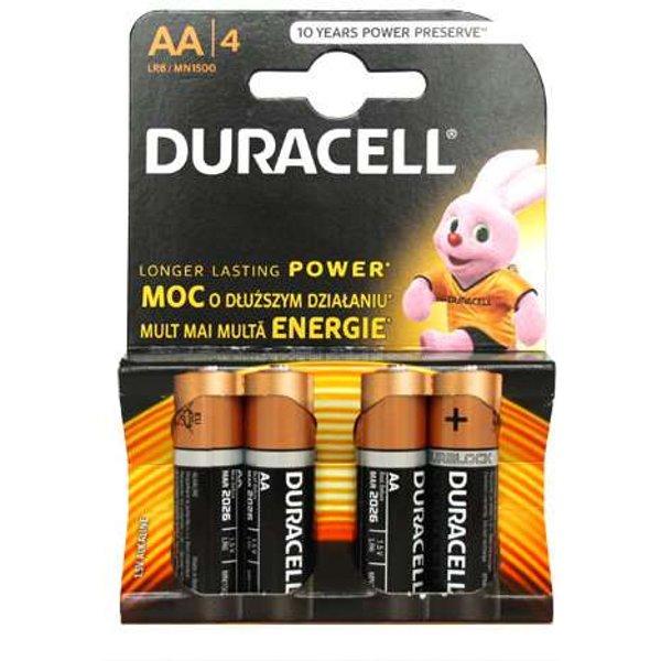 Duracell AA Batteries 4