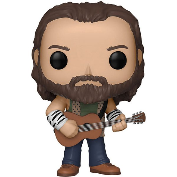 WWE Elias with Guitar Pop! Vinyl Figure