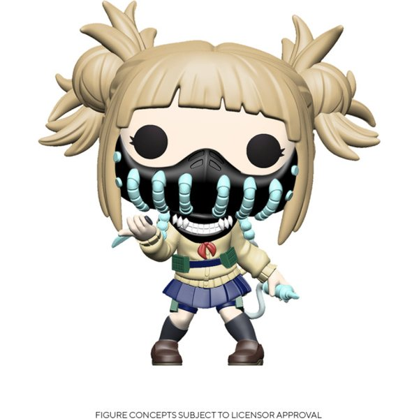 My Hero Academia Himiko Toga with Face Cover Pop! Vinyl Figure