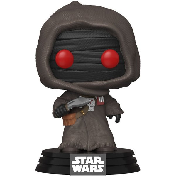 Star Wars The Mandalorian Offworld Jawa Pop! Vinyl Figure