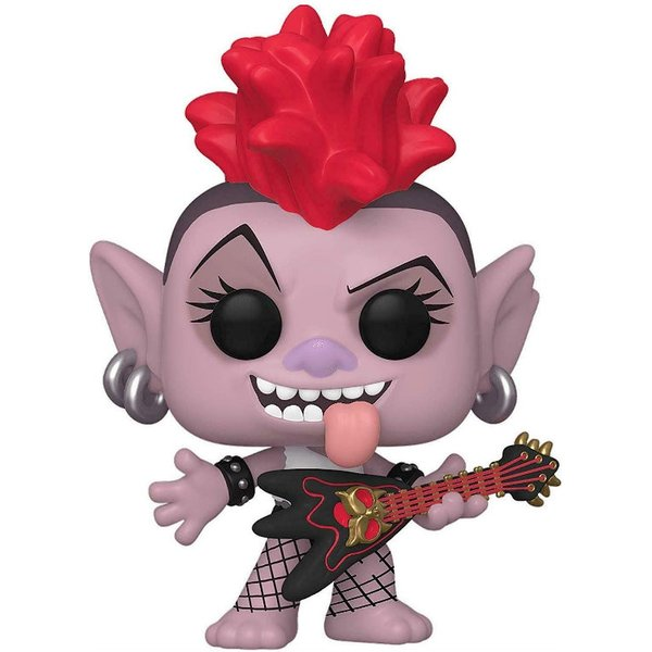Trolls World Tour Queen Barb Pop! Vinyl Figure
