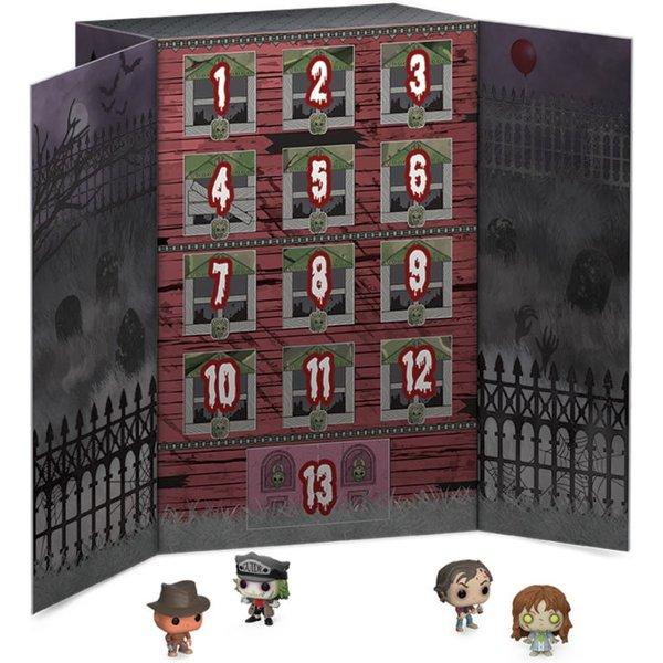 Funko Beware 13 Day Spooky Countdown Halloweenkalender 2020 Kalender multicolor
