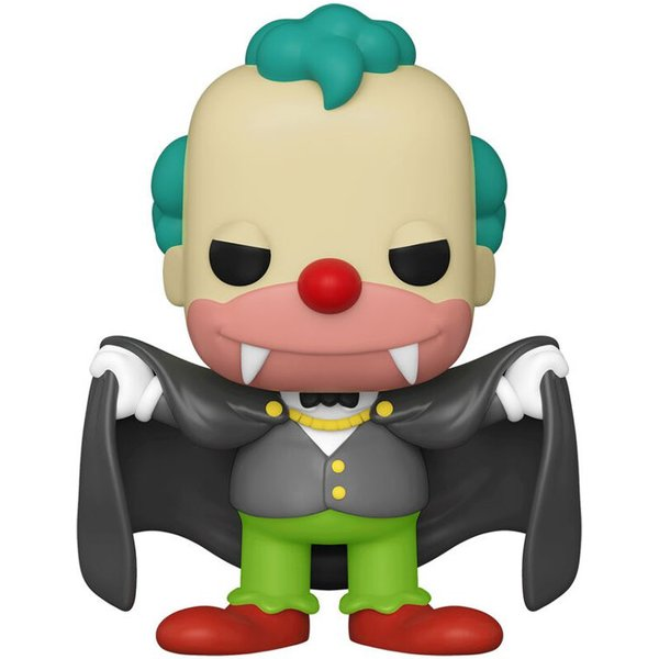 Simpsons Vampire Krusty Funko Pop! Vinyl
