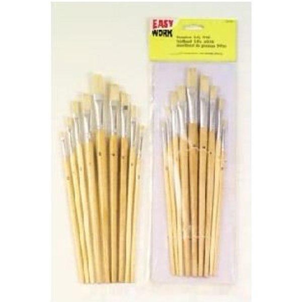 Easy Work Haarpinselsatz 9teilig