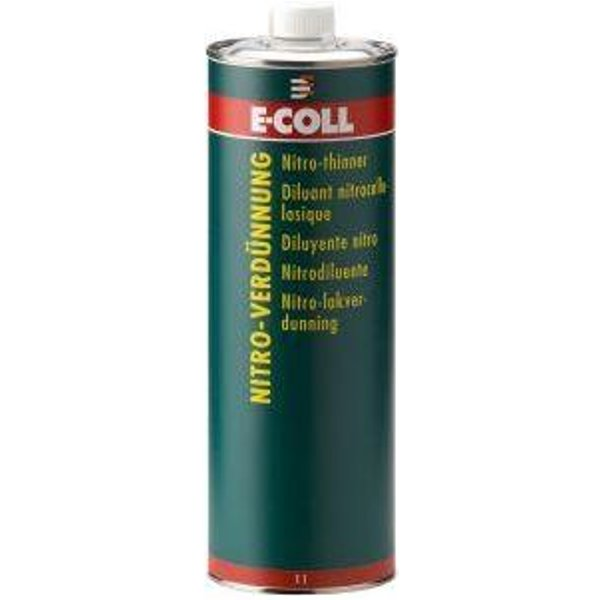 EU Nitro-Verdünnung 6L E-COLL Lieferumfang: 4 Kanister