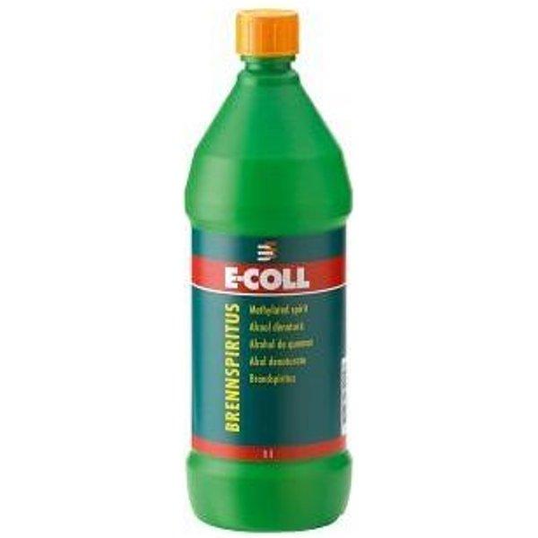 EU Brennspiritus 1L E-COLL Lieferumfang: 12 Flaschen