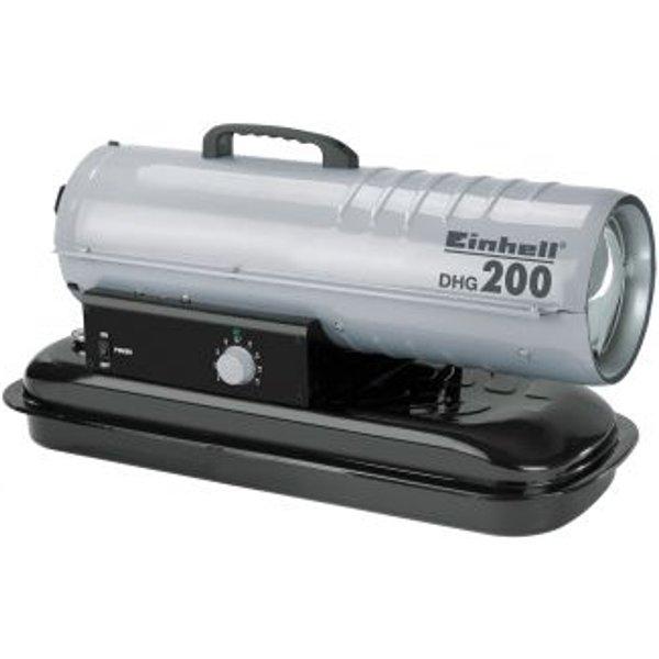 Heißluftgenerator DHG 200 Diesel