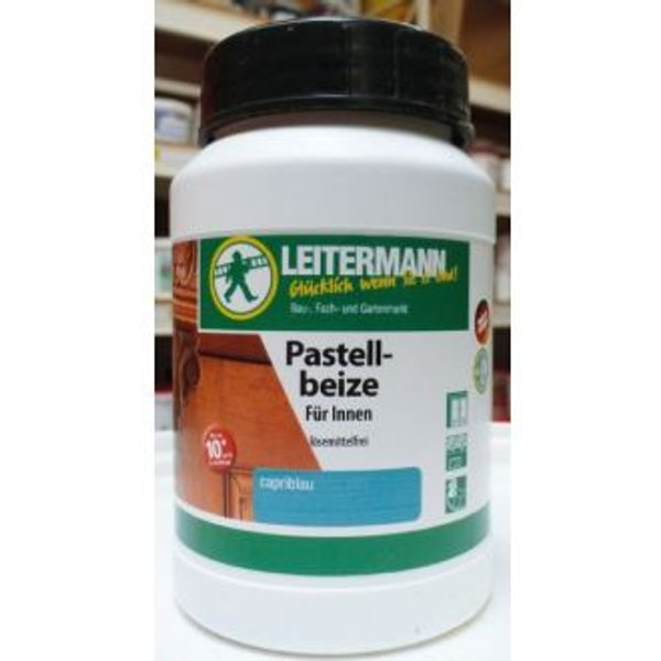 Pastell-Beize Farbe:patinagrün