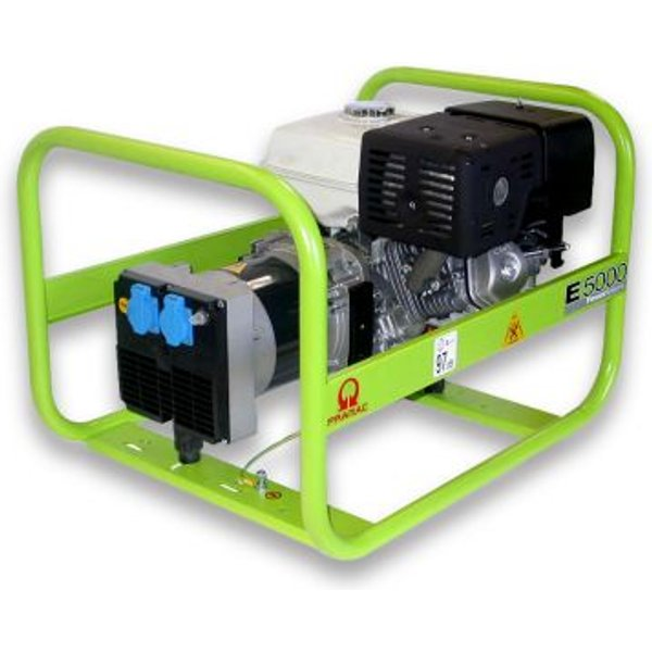 Pramac Stromerzeuger - Pramac Stromerzeuger E - Serie