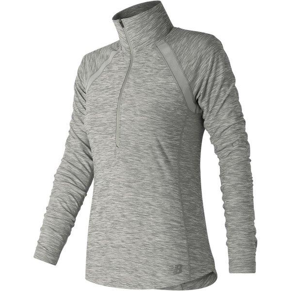 New Balance Laufshirt »In Transit Half-zip«