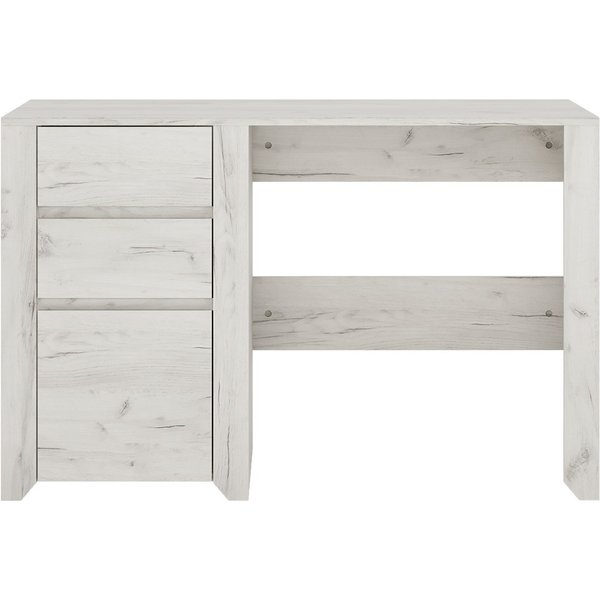 Alghero 3 Drawer Desk