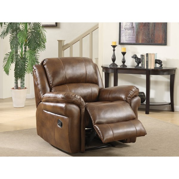 Finchley Tan Leather Armchair