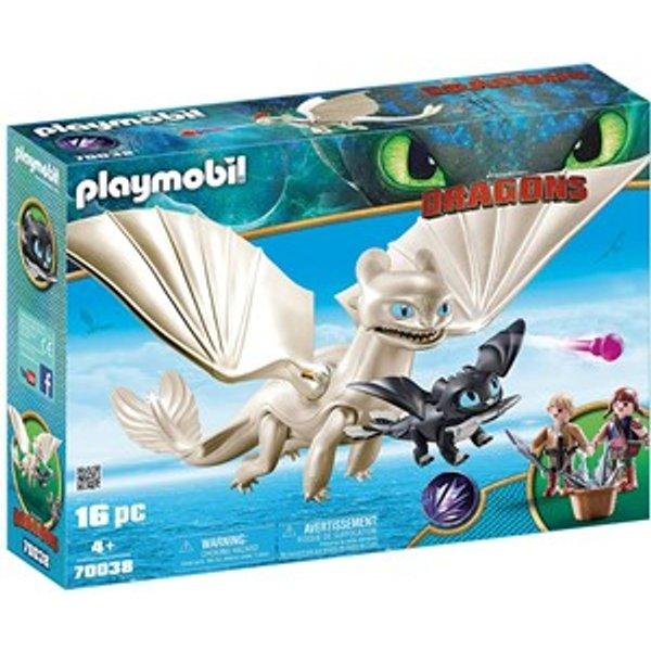 Playmobil 70038 Light Fury Spielset