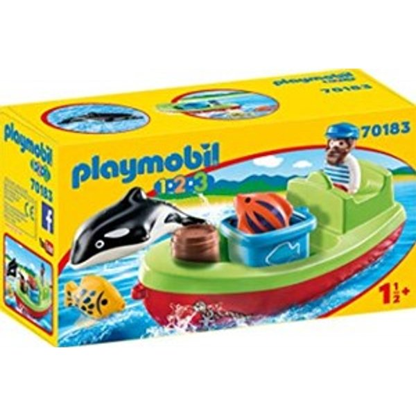 Playmobil 1.2.3 70183 Spielzeug-Set