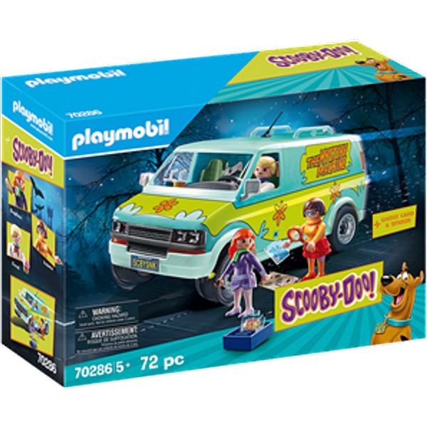 Playmobil Scooby Doo 70286 Mystery Machine