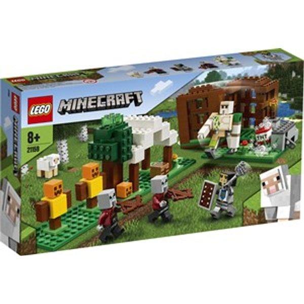 21159 LEGO® MINECRAFT Der Plünderer-Außenposten