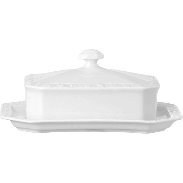 Rosenthal Maria white butter dish 250 g