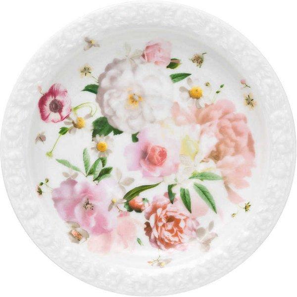 Rosenthal Maria Pink Rose coffee saucer 14 cm