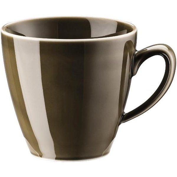 Rosenthal Selection,'Mesh Walnut' Coffee cup 0.29 l