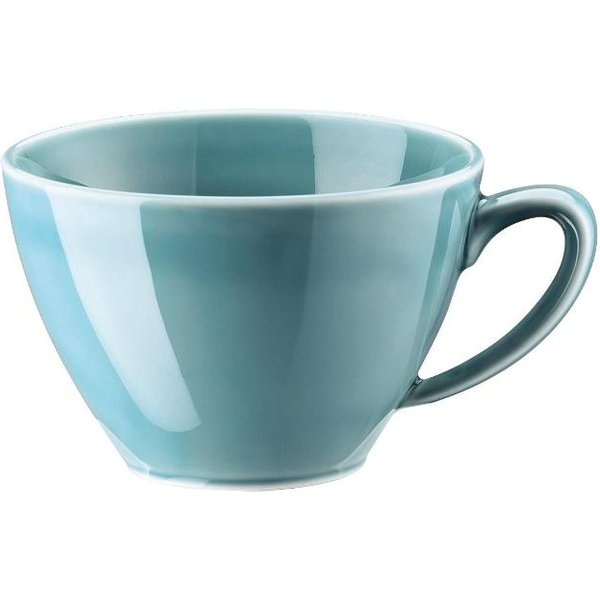 Rosenthal Selection,'Mesh Aqua' Tea cup 0.22 l