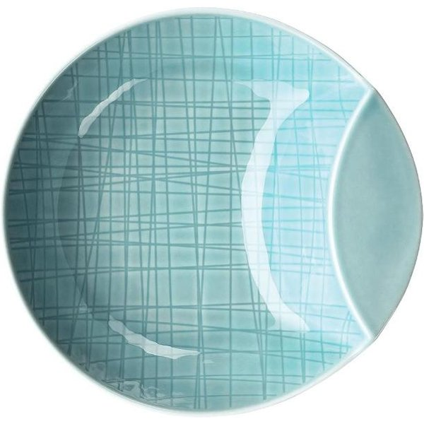 Rosenthal Selection,'Mesh Aqua' Bowl deep 14 cm