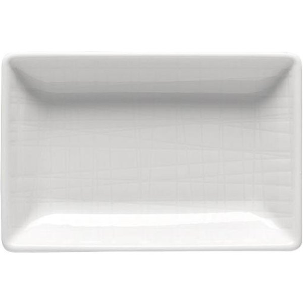 Rosenthal Selection Mesh white bowl 10x7 cm
