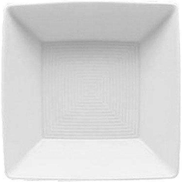 Thomas 'Loft White' Bowl Quadratic Deep 15 cm