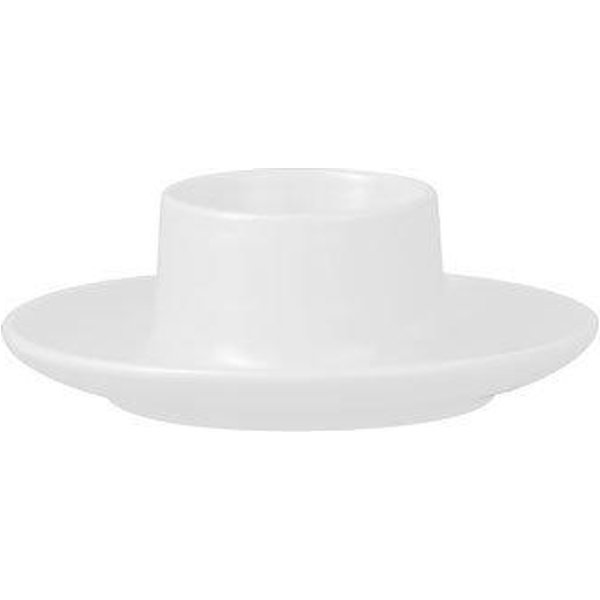 Rosenthal studio-line TAC 02 White Egg Cup Plate