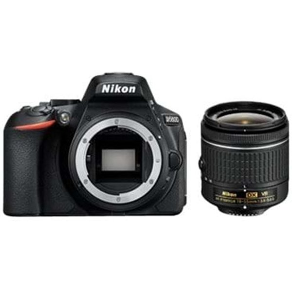 Nikon D5600 Kit AFP 18-55mm VR Lens