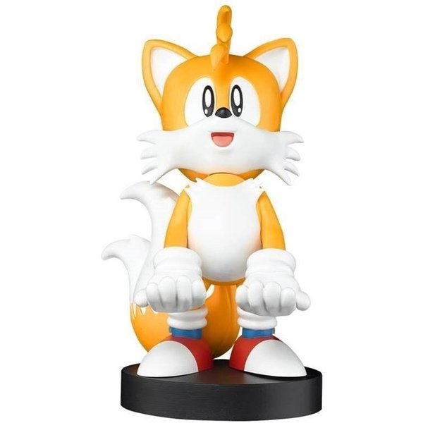 Figurine Support Chargeur Manette 20 cm Tails - Sonic