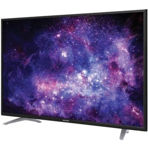 21. Sharp 49 Inch Smart TV - INSTORE COLLECTION ONLY: £299.99, QD stores