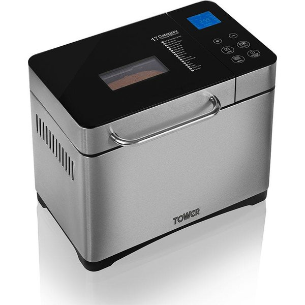 3. Tower Gluten-Free Digital Bread Maker: £94.99, Robert Dyas