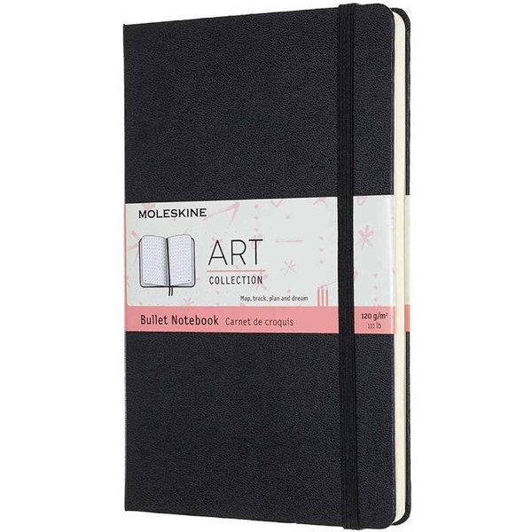 Moleskine Art Bullet Notebook Large